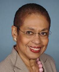 Photo Del. Eleanor Holmes Norton thomas