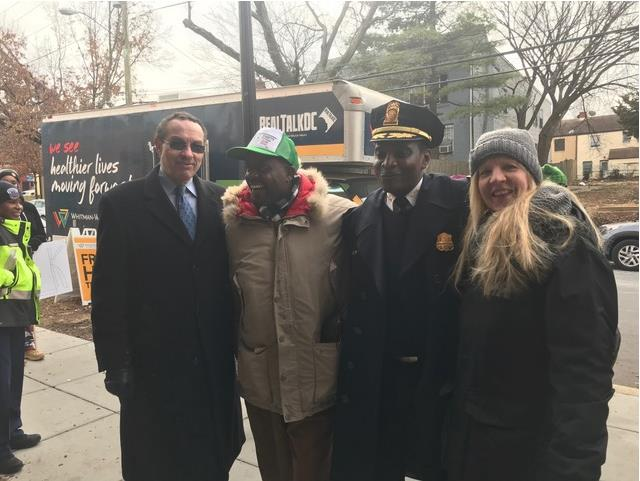 Photo MLK Jr. Parade 2018 2