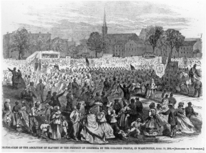 2020 DC Emancipation Day Observance – ONLINE!