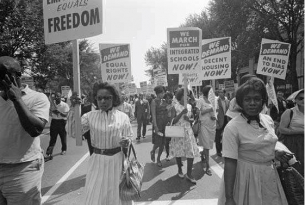 The 55th Anniversary of the March on Washington