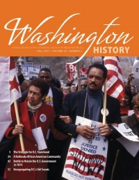 """Statehood is Far More Difficult"" The Struggle for D.C. Self-Determination, 1980-2017"