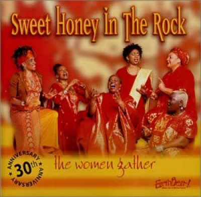 "Sweet Honey in the Rock's CD ""The Women Gather"""