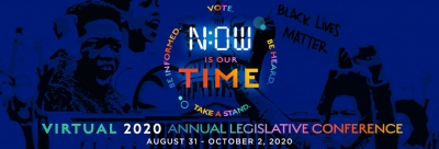 VIRTUAL 2020 ANNUAL LEGISLATIVE CONFERENCE: August 31 - October 2, 2020