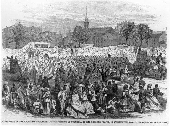 I2020 DC Emancipation Day Observance – ONLINE!