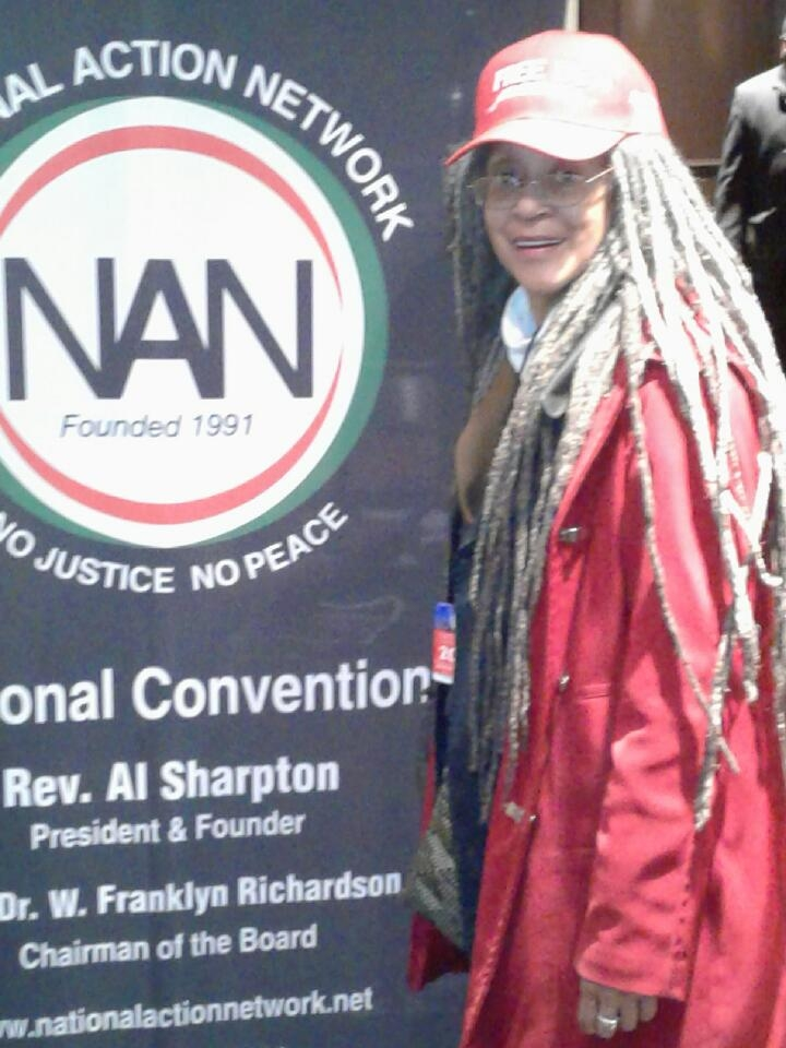 INational Action Network Convention 2018