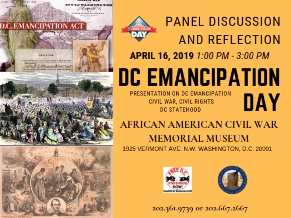 IDC Emancipation Day 2019 Panel Discussion & Reflection