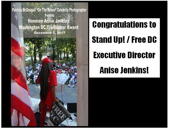 IHonoree Anise Jenkins
