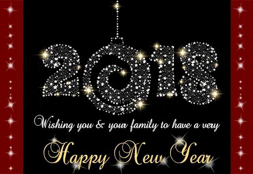 IHappy New Year 2018!