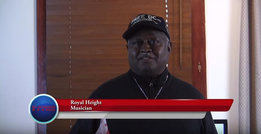 IVIDEO: Royal Height Sings
