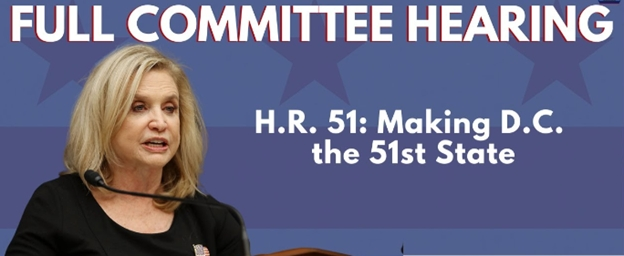 IH.R. 51: Making D.C. the 51st State
