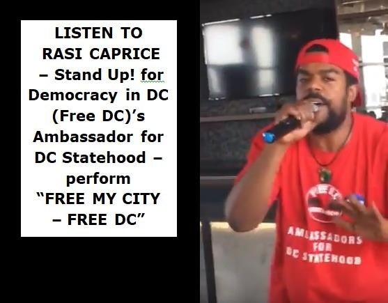 IVIDEO: Free My City - Free DC