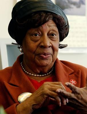 IMourning the Death of United States Senator Florence Howard Pendleton (D-DC)