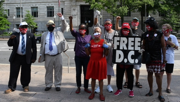 ID.C. Statehood Activists Gear Up for Historic June 22 Senate Hearing